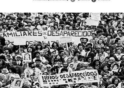 Revista | A 40 años del golpe – Historia en movimiento