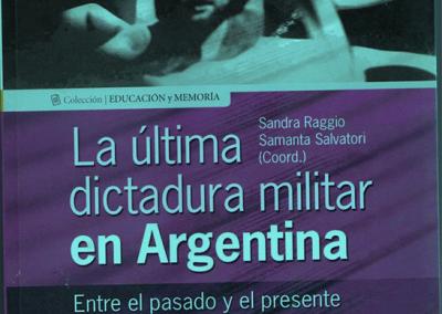 Libro | La última dictadura militar en Argentina