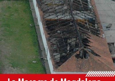 Informe | La masacre de Magdalena (2017)