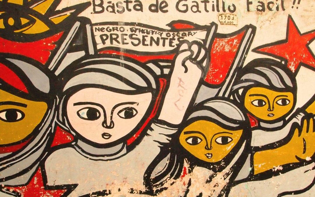 Especial | 8 de Mayo – Día Nacional de lucha contra la Violencia Institucional