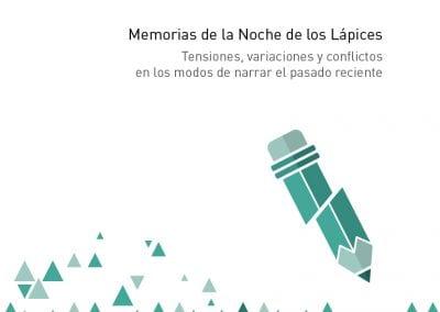 Libro | Memorias de la Noche de los Lápices