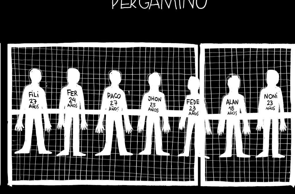Historieta   La masacre de Pergamino