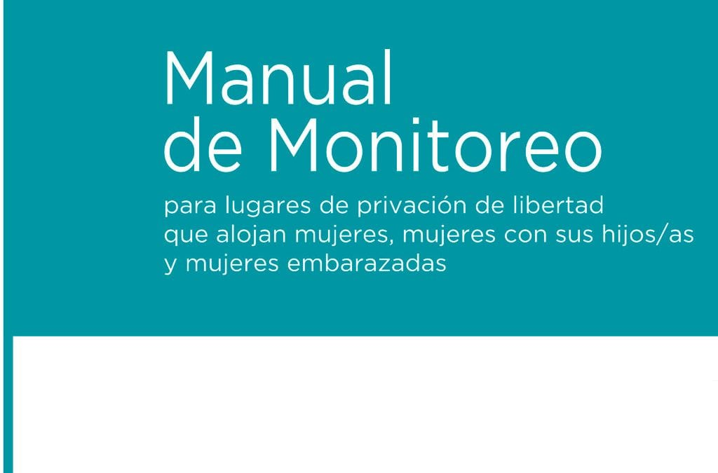 Libro | Manual de monitoreo