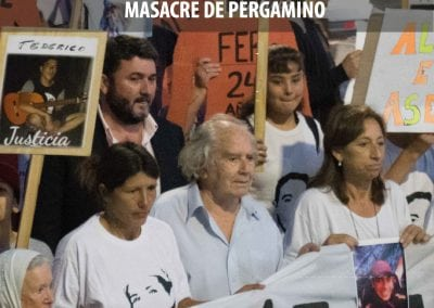 Informe | Masacre de Pergamino