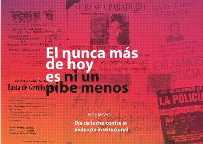 Especial | Recursos para la lucha contra la violencia institucional