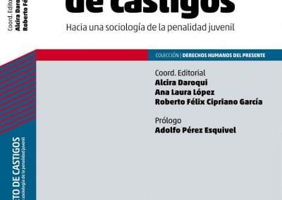 Libro | Sujeto de castigos. Hacia una sociología del sistema penal