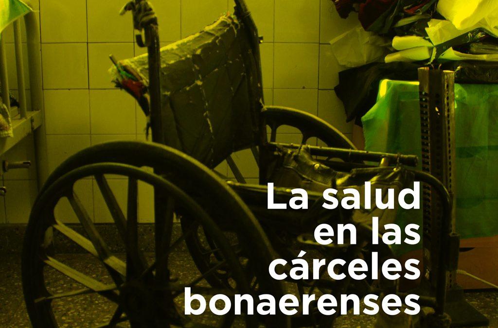 Informe | La salud en las cárceles bonaerenses