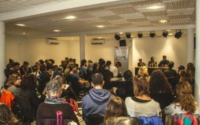 Acto de la CPM por el día nacional de lucha contra la violencia institucional