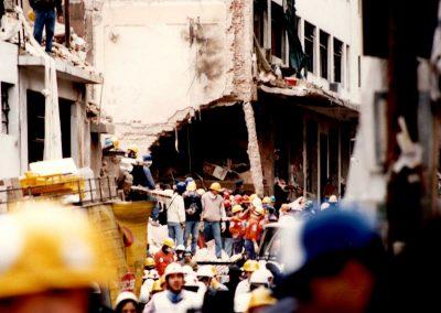 Efemérides | 25 años del atentado a la AMIA
