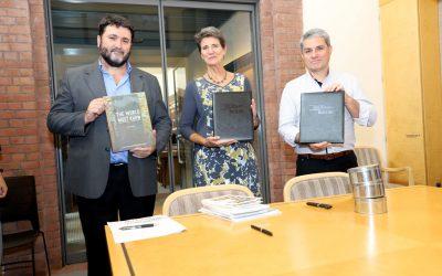 La CPM firmó convenio con el Museo del Holocausto de Washington
