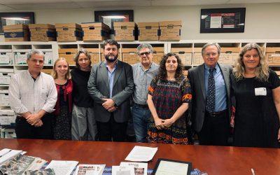 La CPM firmó convenio con el NSA para trabajar con archivos del FBI y la CIA sobre la última dictadura militar argentina