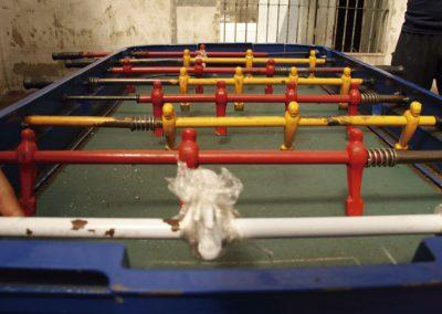 Niñez encarcelada
