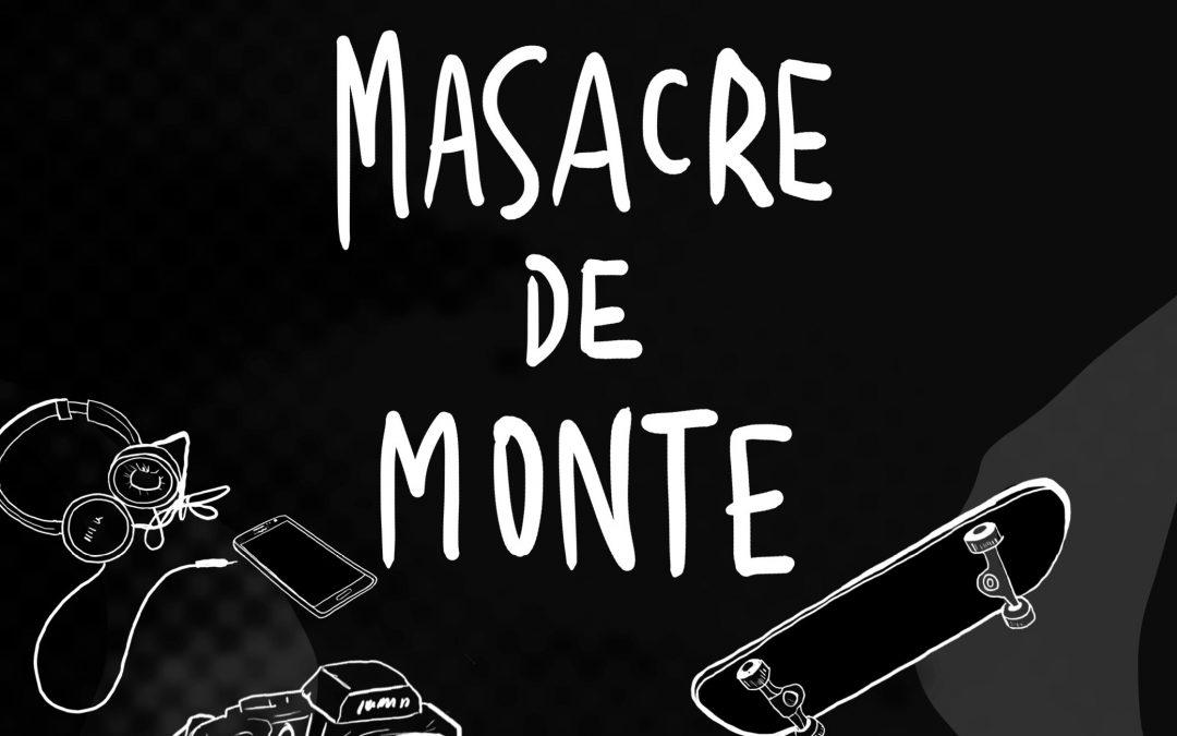 Historieta Masacre de Monte