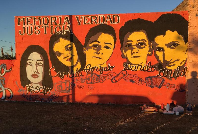 ESTRENO DEL DOCUMENTAL PRODUCIDO POR LA CPM A un año de la masacre de Monte: jornada por justicia