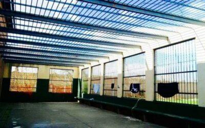 INSPECCIÓN DE LA CPM TRAS PROTESTA DE LOS JÓVENES La CPM pidió medidas sanitarias por contagio masivo de coronavirus en el centro cerrado de Malvinas Argentinas