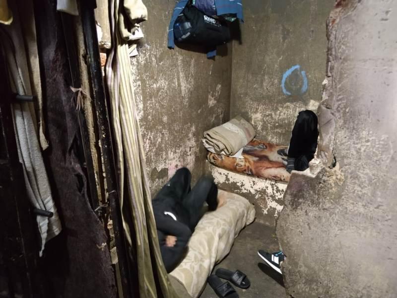 LA CPM REALIZÓ INSPECCIONES EN QUILMES Y LA MATANZA Cuevas inhumanas: hacinamiento récord en comisarías bonaerenses