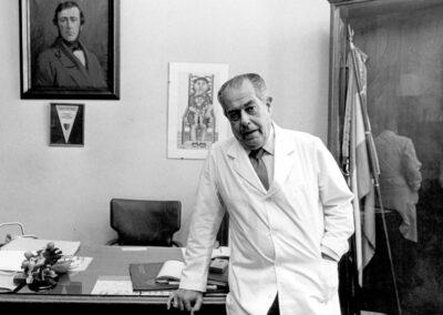 El día que Alfredo Bravo narró en la Embajada el horror de los centros clandestinos de tortura