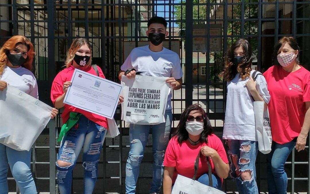 DE MANERA VIRTUAL Y CON TRANSMISIÓN EN VIVO Comienza el XIX encuentro de cierre de Jóvenes y Memoria: el espacio de las nuevas generaciones en el año de la pandemia