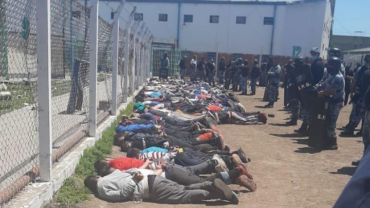 VIOLENTA Y GENERALIZADA REPRESIÓN EN CÁRCELES BONAERENSES La CPM pidió que se investiguen y sancionen las múltiples torturas penitenciarias